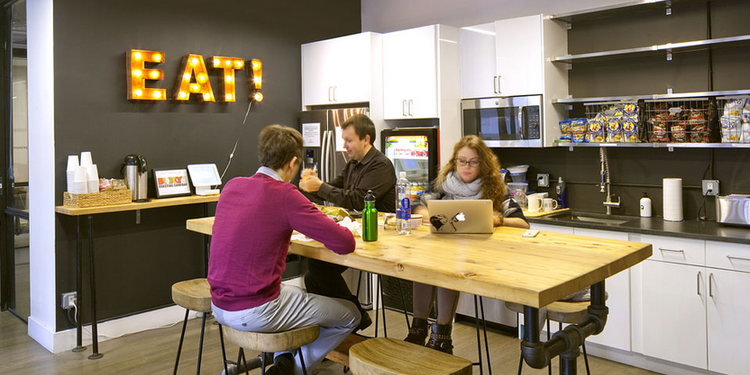 relax coworking
